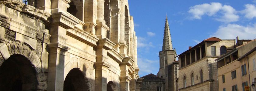 Arles, ville romaine