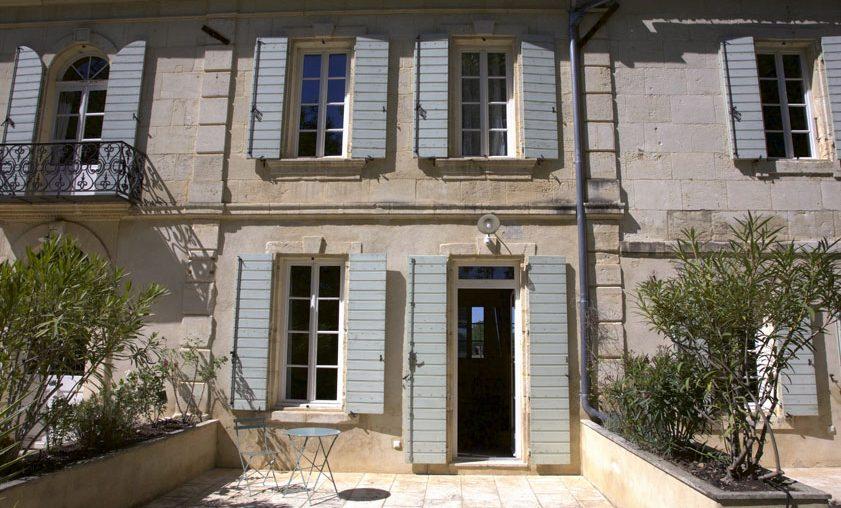 Extérieur Gîte Camargue Mas de l'Hermitage