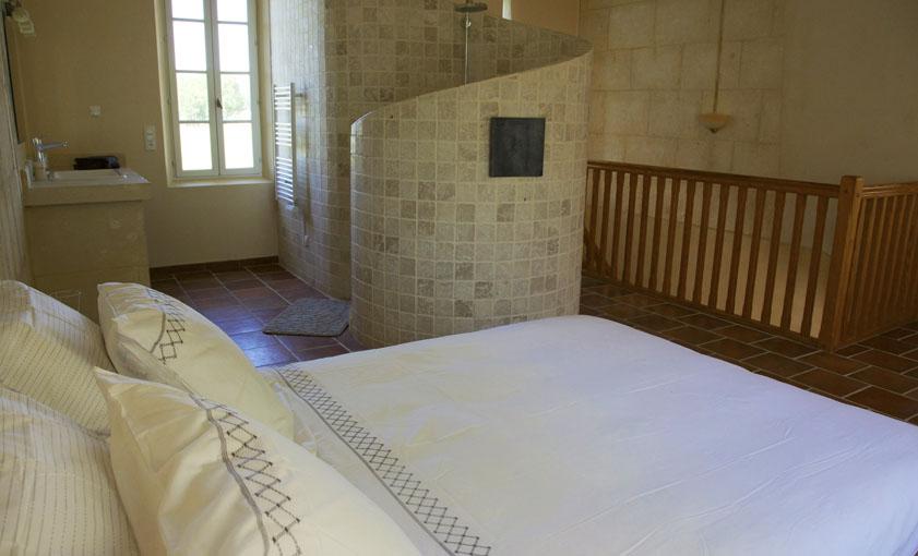 chambre Gîte Camargue Mas de l'Hermitage