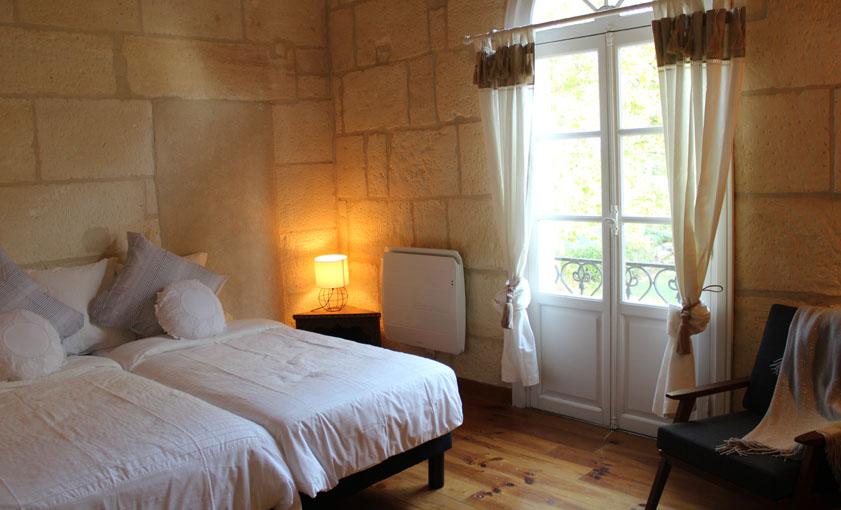 chambre enfants Gîte Provence Mas de l'Hermitage