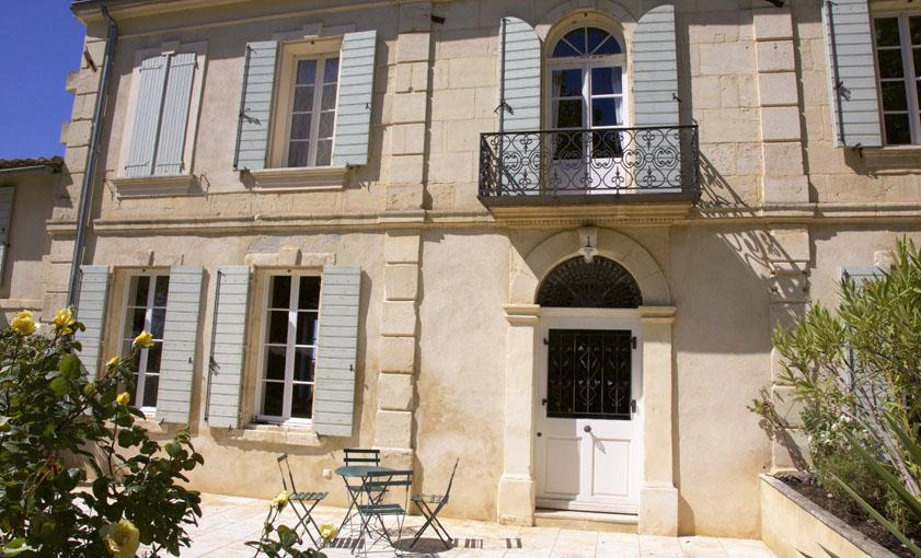 Exterieur Gîte Provence Mas de l'Hermitage